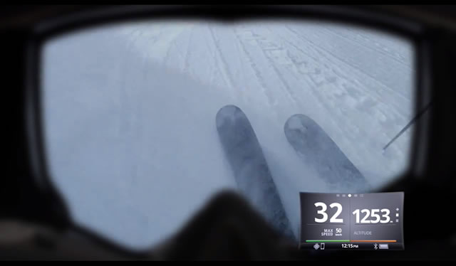 Oakley Head Up Display Goggles